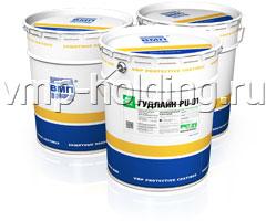 Гудлайн PU-01 (полиуретановая грунтовка для наливного пола, отверждаемая влагой воздуха)